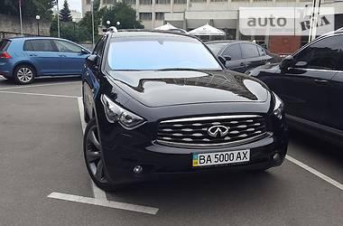 Infiniti FX 37 FX37S 2012
