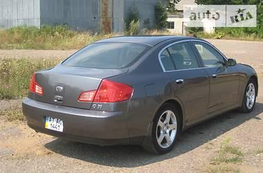 Infiniti G35  2004