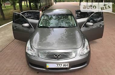 Infiniti G35 X 2009