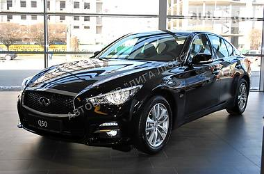 Infiniti Q50 Business+Navi 2016