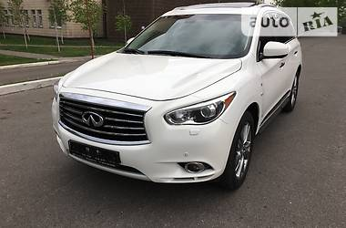 Infiniti QX60 ALL-MODE 4WD 2015