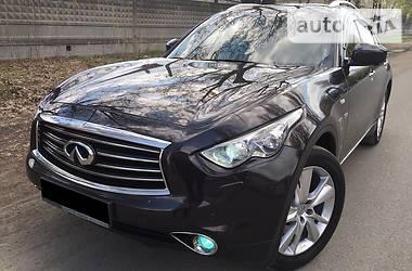 Infiniti QX70 Diesel 2013