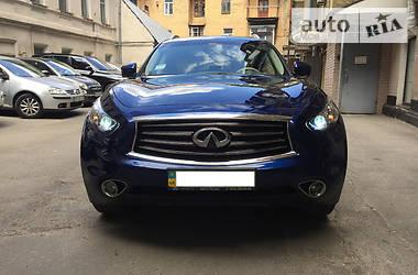 Infiniti QX70 Premium + NAVI 2013