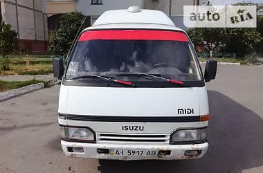 Isuzu Midi пасс.  1991