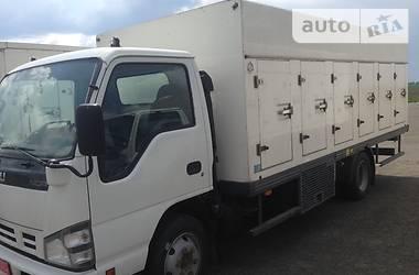 Isuzu NQR ColdCar 2012