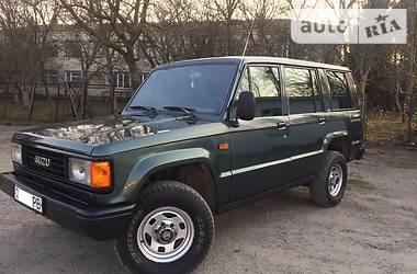 Isuzu Trooper  1991