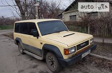 Isuzu Trooper  1989