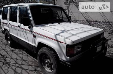 Isuzu Trooper  1990