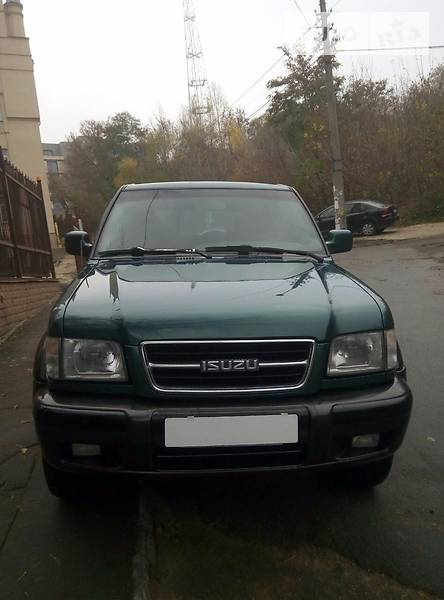 Isuzu Trooper 1999 года