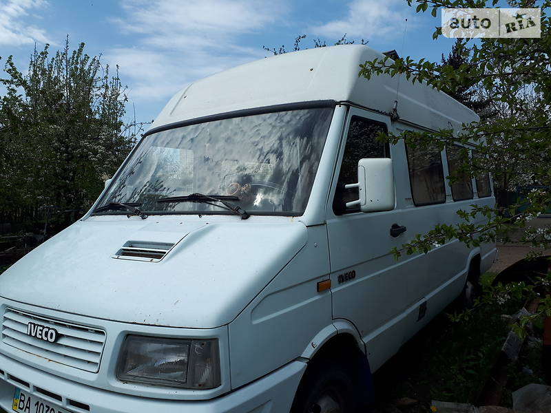 Iveco Daily груз.-пасс.