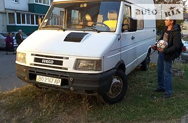 Iveco Daily груз.-пасс.  1996