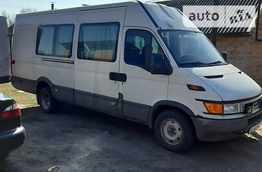 Iveco Daily груз.-пасс.  2000