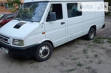 Iveco Daily груз.-пасс.  1998