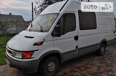 Iveco Daily груз.-пасс.  2004