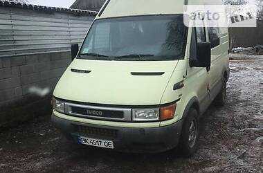 Iveco Daily груз.-пасс.  1999
