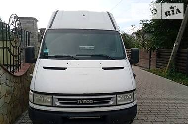 Iveco Daily груз.-пасс.  2006