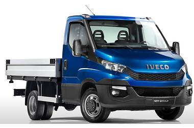 Iveco Daily груз. 70 С15H  2016