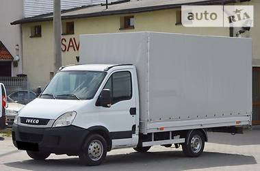 Iveco Daily груз. 35S11 2012