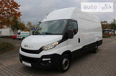 Iveco Daily груз. 35с17 2014