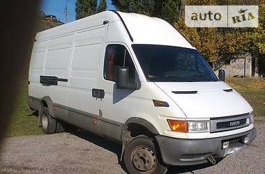 Iveco Daily груз. 65с15 2002