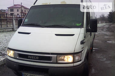 Iveco Daily груз. 35S12 2004
