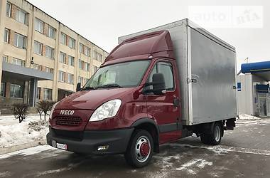 Iveco Daily груз. SPARKA 2012
