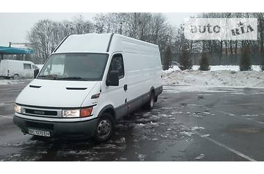 Iveco Daily груз. 35С12 2004