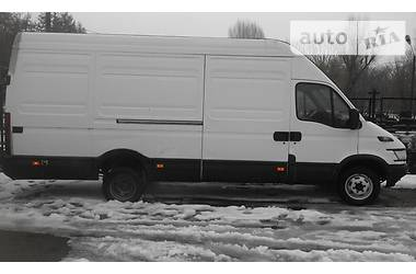 Iveco Daily груз. 35с14 2005