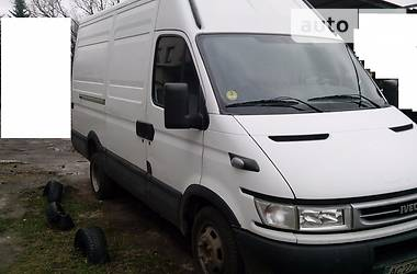 Iveco Daily груз. 35С14V 2006