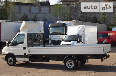 Iveco Daily груз. 40С15  2012