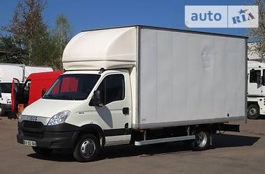 Iveco Daily груз. 3.0л 4.6m 25kub 2014