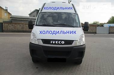 Iveco Daily груз. 40с18 2012