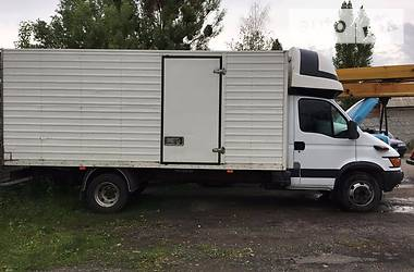 Iveco Daily груз. 65 С 15 2001