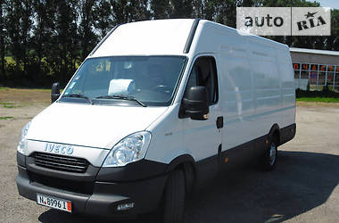 Iveco Daily груз. 35s13 2012
