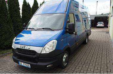 Iveco Daily груз. 35С17 SPARKA 2012