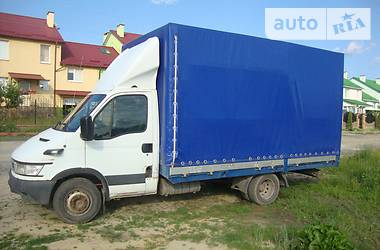 Iveco Daily груз. 65С17 2006