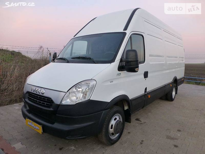Iveco Daily груз. 2012 года