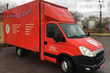 Iveco Daily груз. 35S17 2013