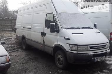 Iveco Daily груз. MAXI 35C14V 2005