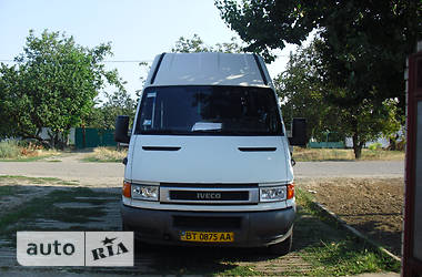 Iveco Daily пасс. Daili injet 2001