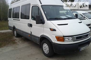 Iveco Daily пасс. 2.8  2001