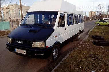 Iveco Daily пасс.  1994