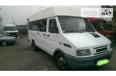 Iveco Daily пасс. 35-10 1999