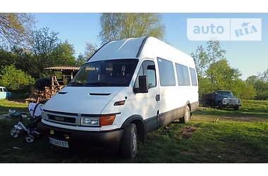 Iveco Daily пасс.  2001