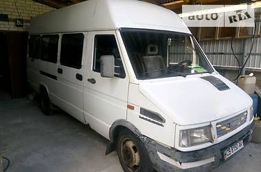 Iveco Daily пасс. 35.10 1992