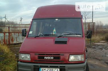 Iveco Daily пасс. 35 10 1999