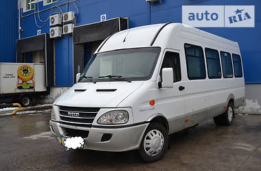 Iveco Daily пасс. A 50.13 2011