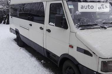 Iveco Daily пасс.  1997