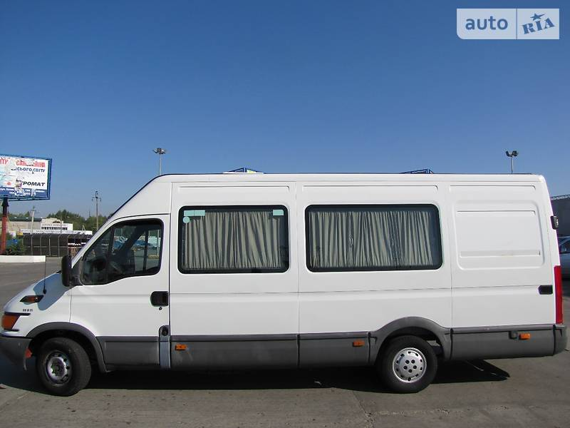Iveco Daily пасс.