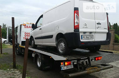 Iveco EuroCargo 75Е150 RECOVERY 2001